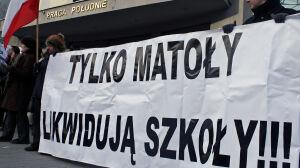 PO zamyka, PiS protestuje [br] W Radomiu? Odwrotnie