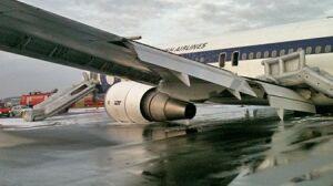 Awaria Boeinga mogła nastąpić zaraz po starcie samolotu