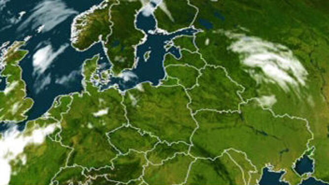 Niż na wschód, Polskę przywita wyż
