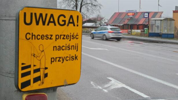 Wypadek w Kobyłce Tomasz Zieliński / Tvnwarszawa.pl