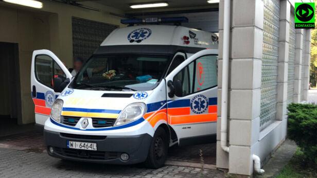 Incydent w Ząbkach StanislawP / Kontakt 24