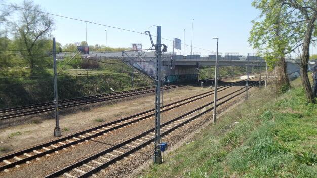 Kolejarze zbudują nowy przystanek przy Powązkowskiej