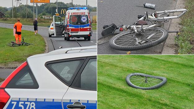 Rok temu zginął tu rowerzysta. W tym roku miały być światła