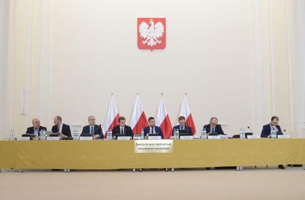 Komisja w sprawie Dahlbergha Marcin Obara / PAP