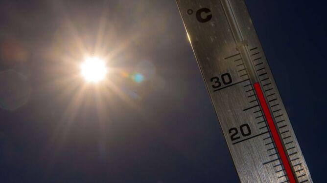 Uderzenie gorąca jeszcze w maju