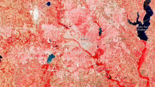 Już trzy miliony zdjęć z orbity. Pierwsze było to