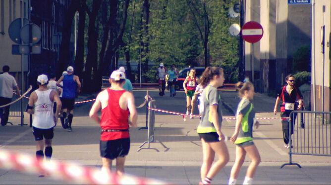 12-godzinny ultramaraton w Rudzie Śląskiej