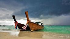Burzowe kurorty Europy, słoneczna aura w Egipcie i na Bali