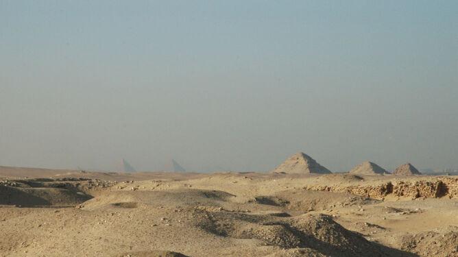Grób egipskiej królowej kryje <br />zapowiedź zagłady cywilizacji