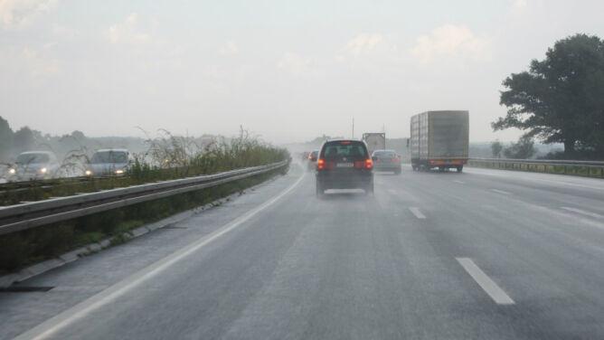 Pogoda nie będzie sprzyjać kierowcom