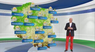 Prognoza pogody na poniedziałek 1.02